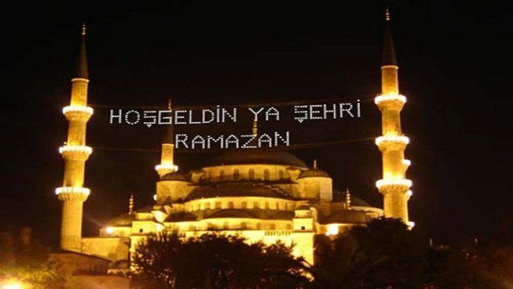 Ramazan ayı mesajları 2018: Hoşgeldin ya şehr-i Ramazan! (Resimli ...