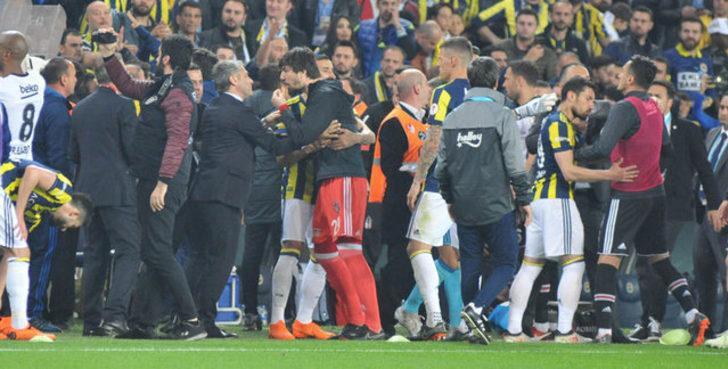 Fenerbahçe-Beşiktaş derbisiyle ilgili son dakika gelişmesi