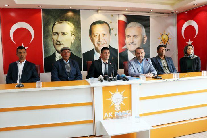 Ömer Halisdemir'in kardeşi Soner Halisdemir, milletvekili aday adayı oldu