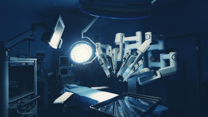 Robotik Cerrahi ile 3 Boyutlu Ameliyatlar!