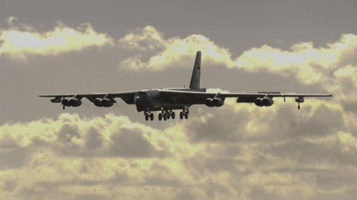 CNN International son dakika geçti! ABD savaş uçaklarından tehlikeli manevra