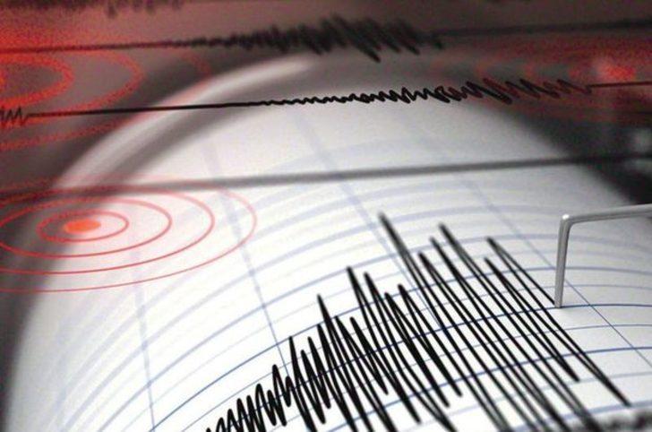 Manisa'da deprem (Kandilli son depremler)
