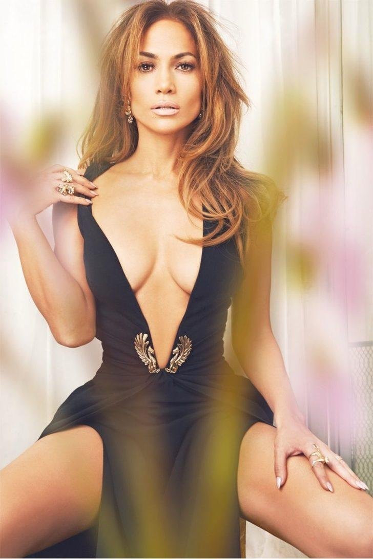 Jennifer Lopez, Espora giriş yapıyor!