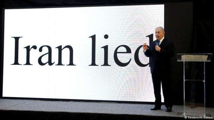 İran'a suçlamalarda bulunan Netanyahu'ya Almanya'dan tepki