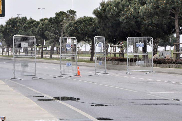 Maltepe'de 1 Mayıs Hazırlığı