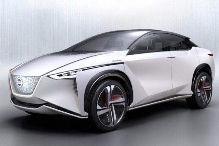 Nissan IMx Kuro elektrikli SUV