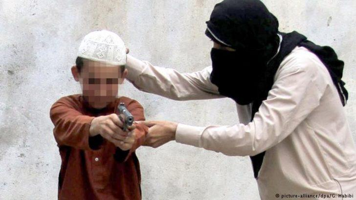 IŞİD'li Almanların çocukları için arındırma planı