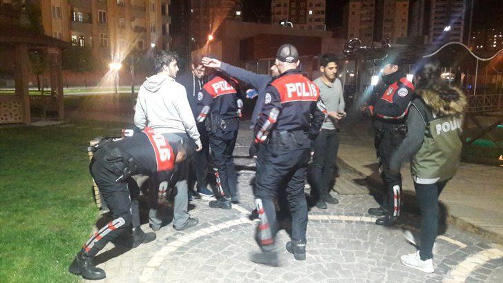 Kahramanmaraş'ta aranan 8 kişi yakalandı