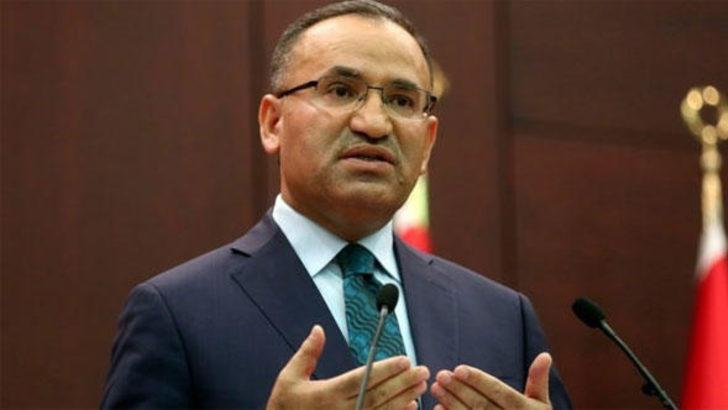 Bekir Bozdağ'dan Kılıçdaroğlu'na çok sert eleştiri: Kazanacağına inansa aday olurdu!
