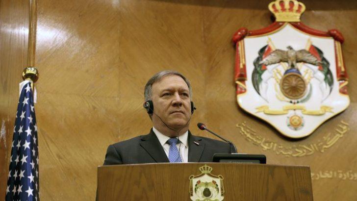 Pompeo: 'Netanyahu'nun İran Belgeleri Gerçek'