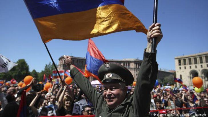 Ermenistan Parlamentosu başbakanı seçiyor