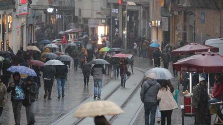 İstanbul'da hava durumu nasıl olacak? Sıcaklara aldanmayın, sağanak geliyor!