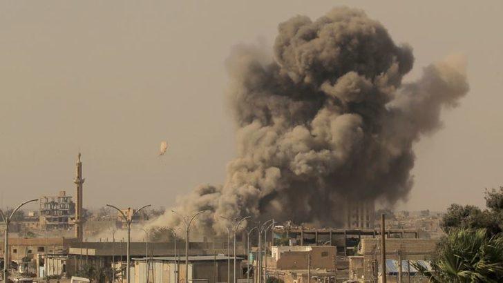 ABD: 'IŞİD'in Suriye'de Son Kalan Mevzilerini de Temizlemek İçin Operasyonlar Başlatıldı'