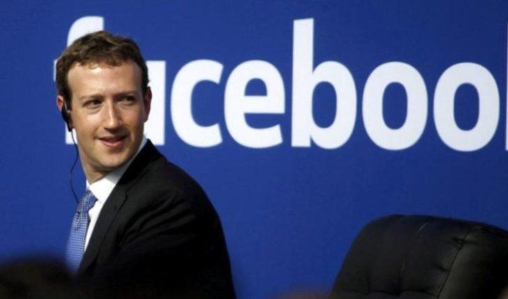 Facebook'ta deprem etkisi yaşatan istifa şoku!