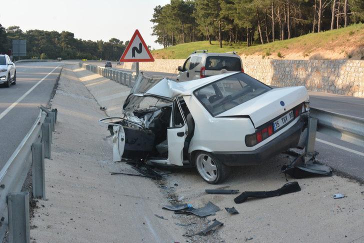 Çanakkale'de trafik kazası: 7 yaralı