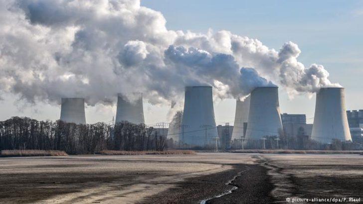 Almanya 2018 doğal kaynaklarını tüketti