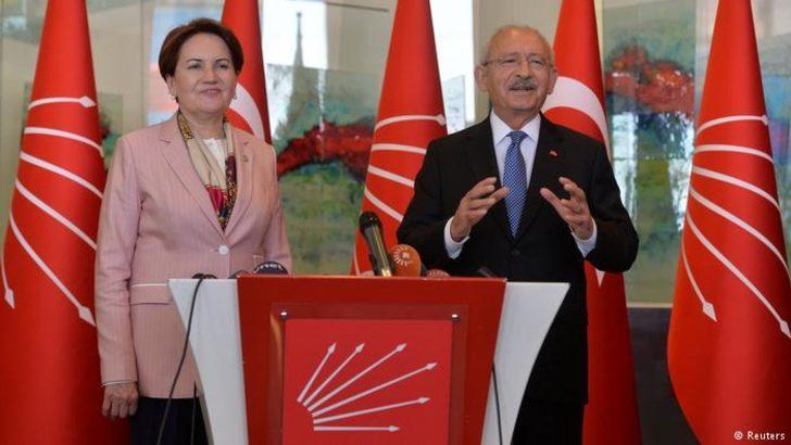 Dört muhalefet partisi ittifak için anlaştı