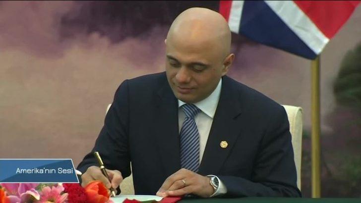 Pakistanlı Şoförün Oğlu İngiltere'ye İçişleri Bakanı Oldu