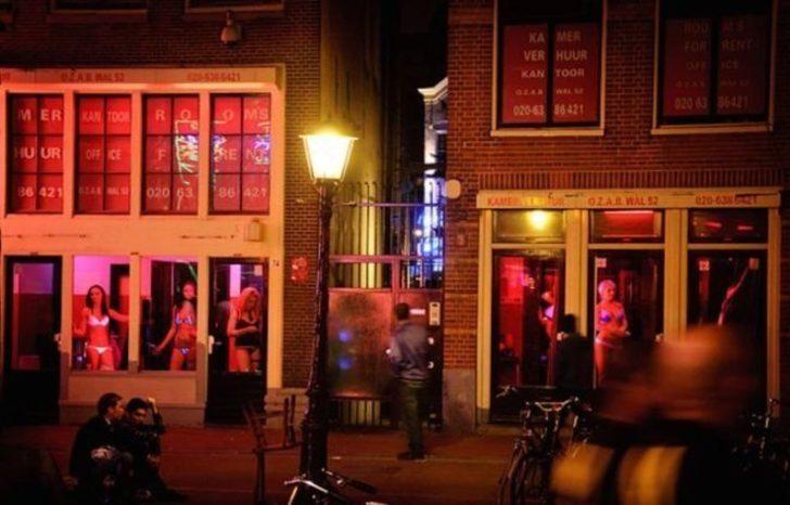 Hollanda hükümetinden seks işçileri için önemli karar