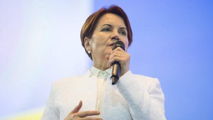 Meral Akşener Saadet Partisi lideri Temel Karamollaoğlu'nu ziyaret etti!