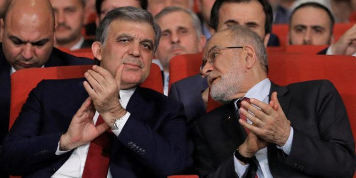 Temel Karamollaoğlu, Abdullah Gül ziyaretinin detaylarını açıkladı