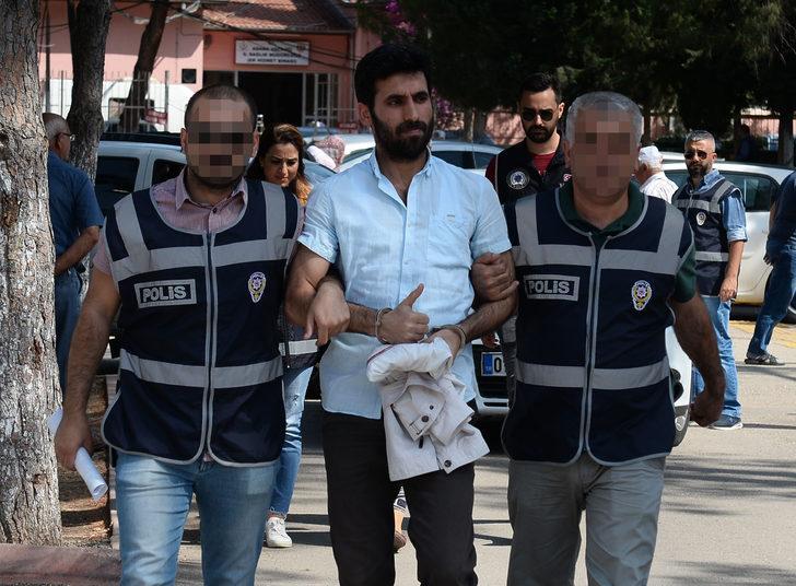 Gaybubet evinde yakalanan koca tutuklandı, eşine ev hapsi