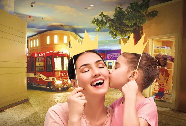 KidzMondo'dan annelere 'Anneler Günü' hediyesi