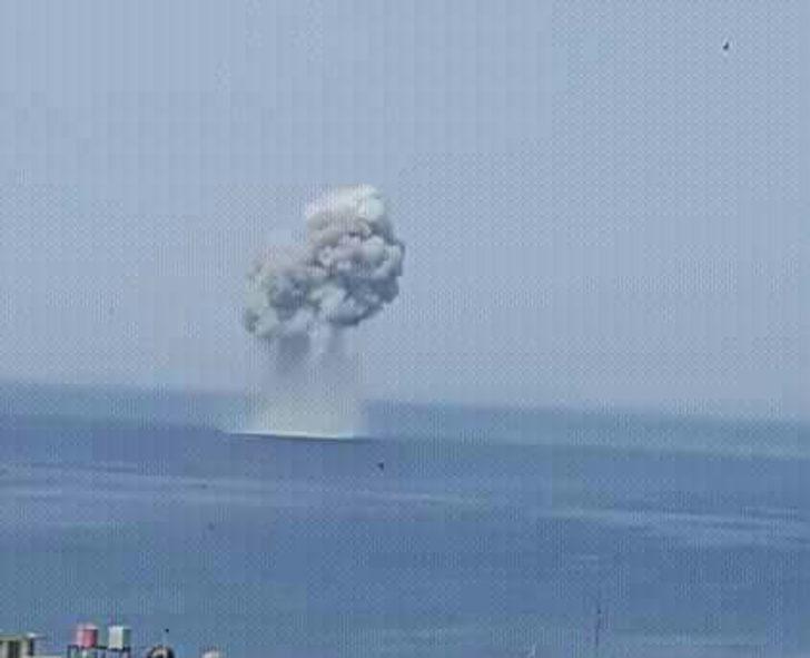 Son dakika! Rus savaş uçağı düştü