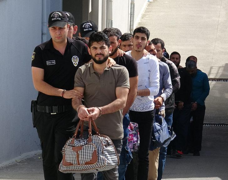 DEAŞ şüphelisi, Gaziantep Emniyeti'ne saldırıdan tutuklanmış