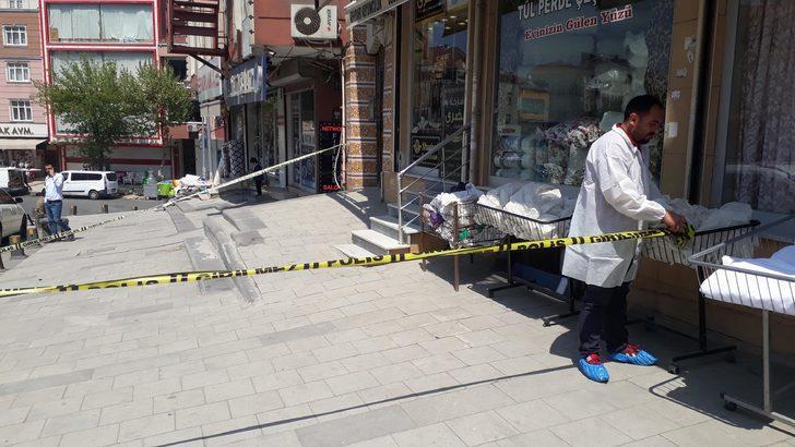 Arnavutköy'de kuyumcu soygunu