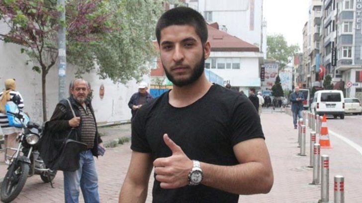 Tramvayda insanlık dersi veren genç Iraklı çıktı