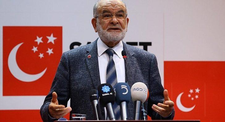 HDP ittifakta neden yok? Saadet Partisi Genel Başkanı Temel Karamollaoğlu açıkladı