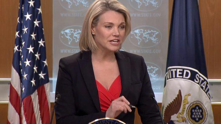 ABD: Afrin'de yerinden edilen sivillerin evlerine dönmesine izin verilmiyor