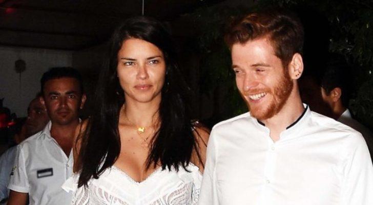Adriana Lima, Metin Hara'yı 'stalk'larken yakalandı