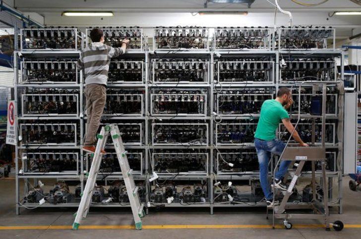 Üniversitenin bilgisayar ağıyla kripto para madenciliği yaptılar