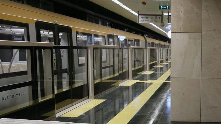 Yenikapı-Halkalı arasına sürücüsüz metro hattı geliyor