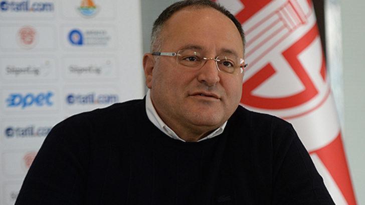 Cumhur Arıcı: Antalyaspor ligde kalacak