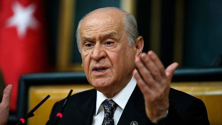 MHP Genel Başkanı Bahçeli'den İzmir'de camilerden çalınan müziğe tepki