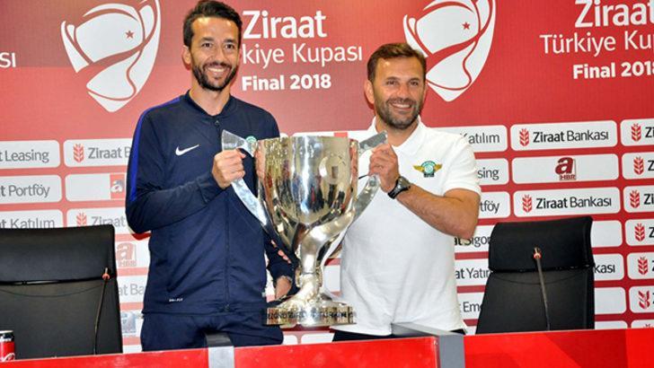 Okan Buruk Ziraat Türkiye Kupası finali için iddialı
