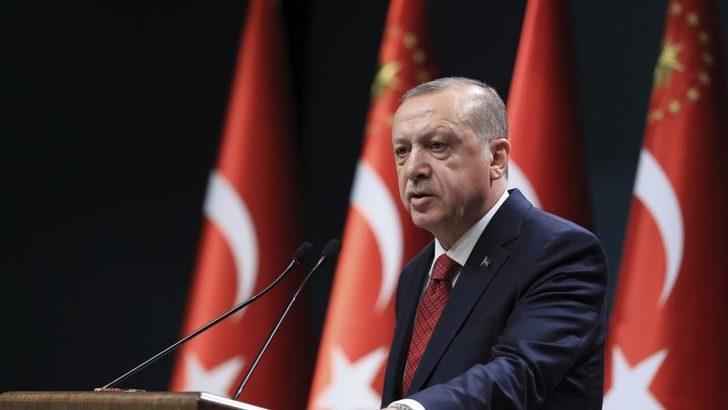 Erdoğan'dan Yoğun Filistin Diplomasisi