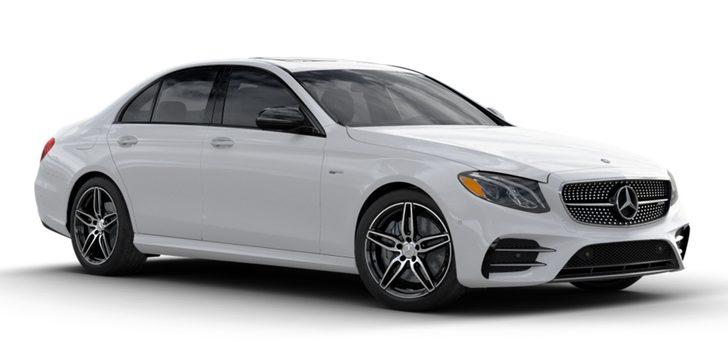 2018 Mercedes-Benz E Class (sedan)
