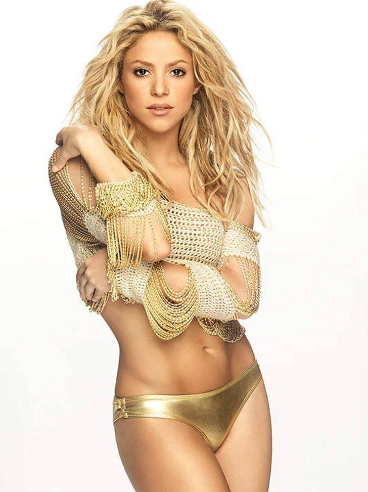 The ever so sexy shakira list
