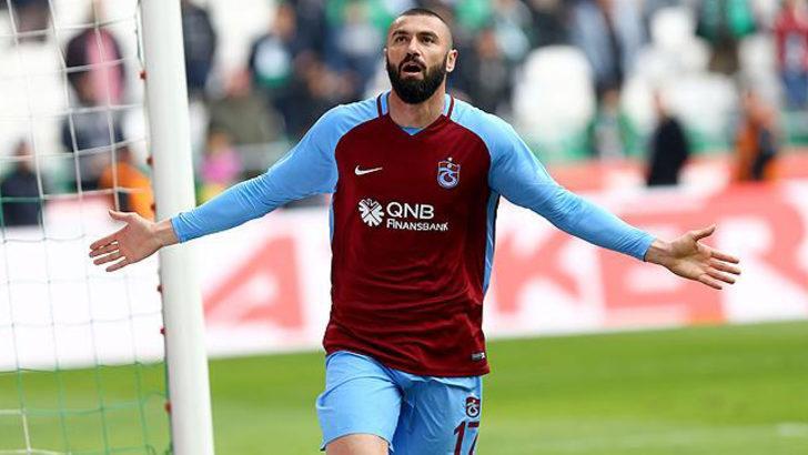 Beşiktaş Burak Yılmaz ile anlaşmaya vardı
