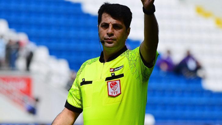Play-off rövanş maçlarının hakemleri açıklandı