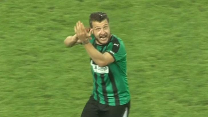 Sakaryaspor, Batuhan Karadeniz'in golleriyle Bandırmaspor'u 2-0 yendi!
