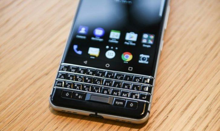 BlackBerry Key2 çıkış tarihi açıklandı