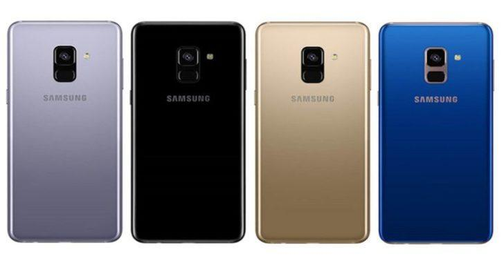 Galaxy A8 Star ve A8 Lite gözüktü