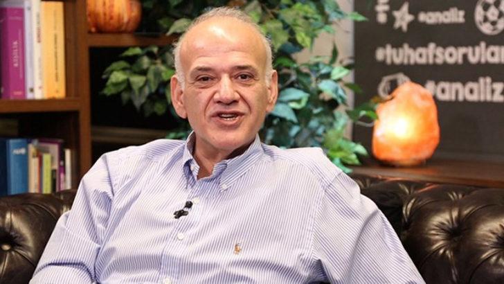 Ahmet Çakar çocukken Galatasaraylı olduğunu açıkladı!