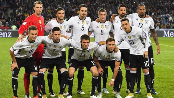 Almanya Milli Takımı'nın Dünya Kupası aday kadrosu açıklandı!