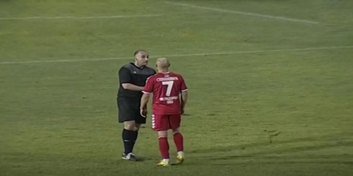 Sırbistan'da şike depremi! Spartak Subotica - Radnicki Nis maçının hakemi Srdjan Obradovic tutuklandı